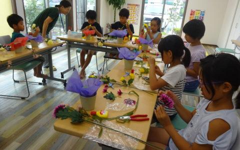 07/26 Flower Arrangement