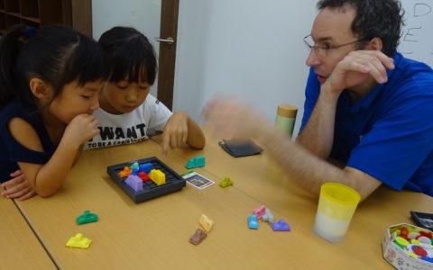 07/30 English Games