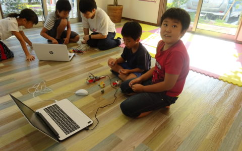 07/30 Robot Programming