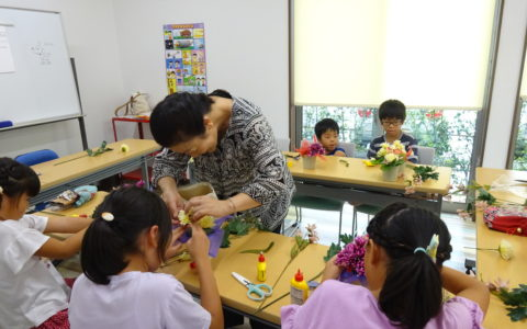 08/23 Flower Arrangement